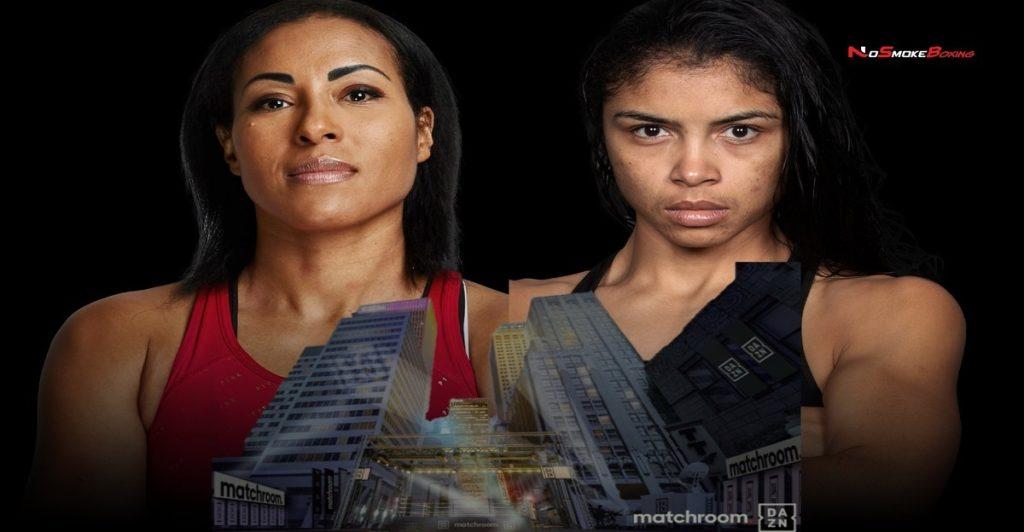 Cecilia Braekhus vs Jessica McCaskill in Tulsa no smoke boxing news